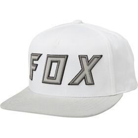 Fox Posessed Snapback Cap Herren white